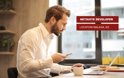 Job offer NetSuite Developer in Malaga