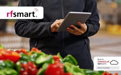FoodQloud breidt portfolio uit met voorraad management app RF-SMART