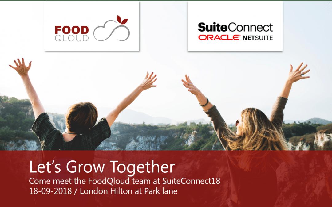 Een terugblik op SuiteConnect 2018 in Londen