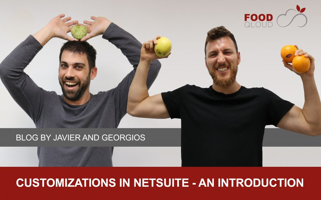 customizations in netsuite