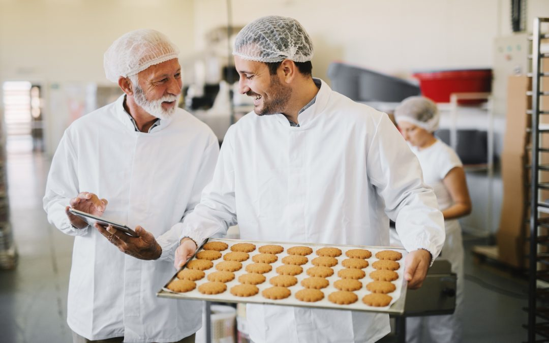 NetSuite erp bakkerij bakery food ingredients crm FoodQloud manufacturing productie