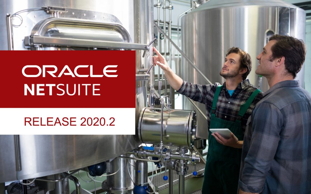 Sneak Preview Release NetSuite 2020.2