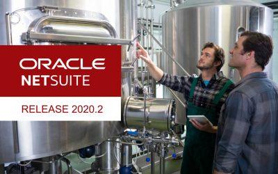 Sneak Preview Release NetSuite 2020.2