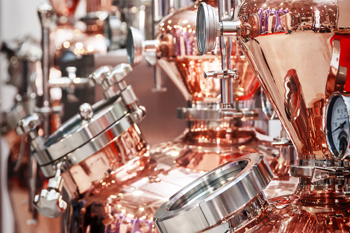 distillery crafted erp small netsuite blending