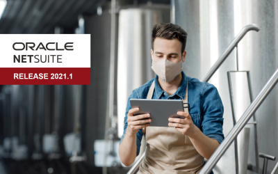 Puntos a destacar del lanzamiento de NetSuite 2021.1